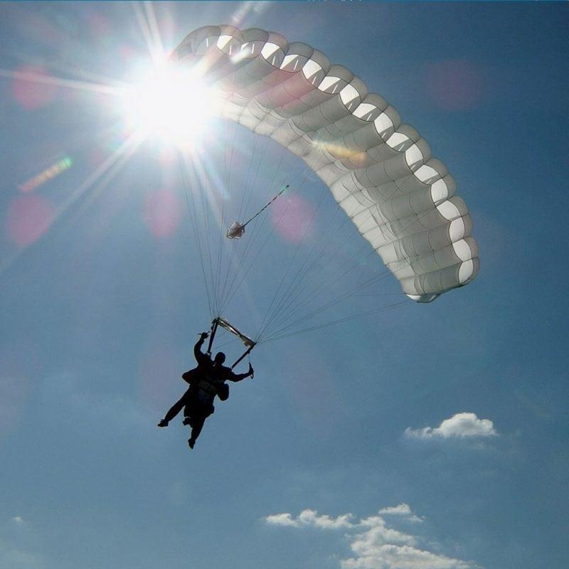 Tandem Skydive over Zeeland   Skydive Zeeland